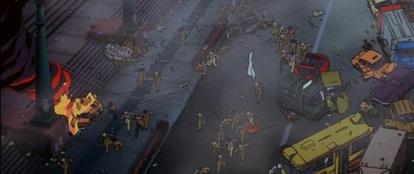 Akira Riot People