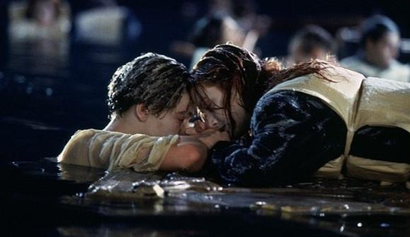 Titanic Jack and Rose Atlantic Ocean